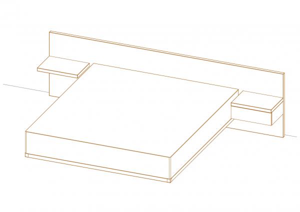 3D Marmolada mit Schublade